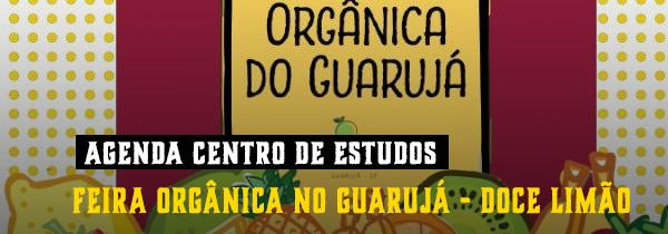 Feira orgânica no Doce Limão
