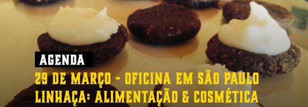 Oficina em São Paulo: Linhaça, alimentação & cosmética