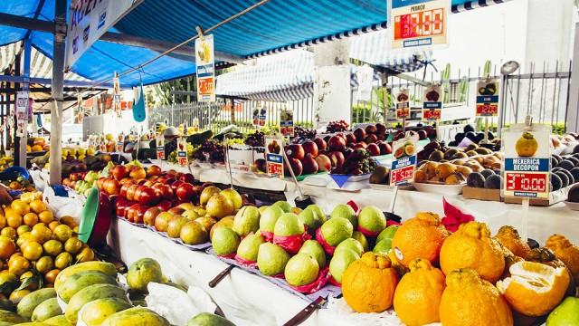 Limão E Frutas Provocam Alegria Bom Dia Pernambuco