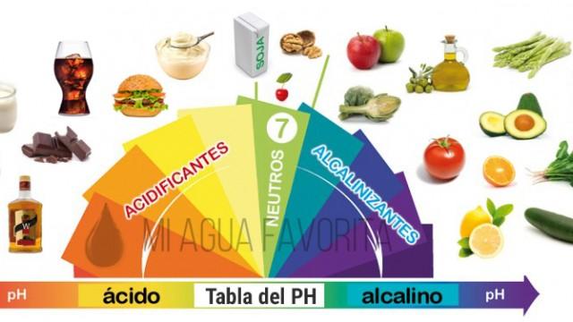 alimentos ácidos e alcalinos pdf