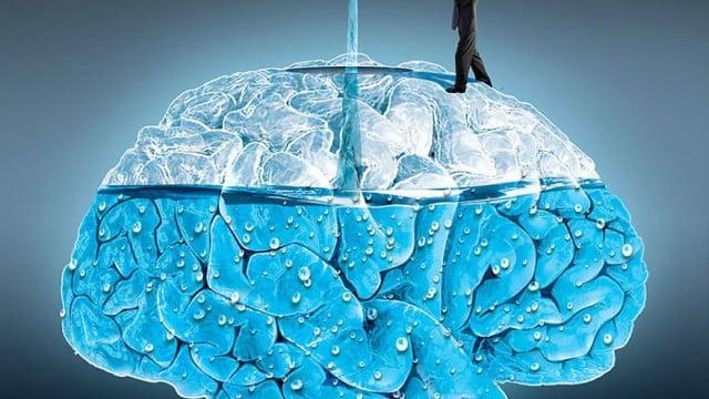 Resultado de imagem para A água não chega ao cérebro da maneira fotos