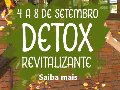 Detox Setembro 2015