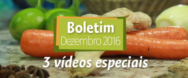 Boletim Dezembro 2016