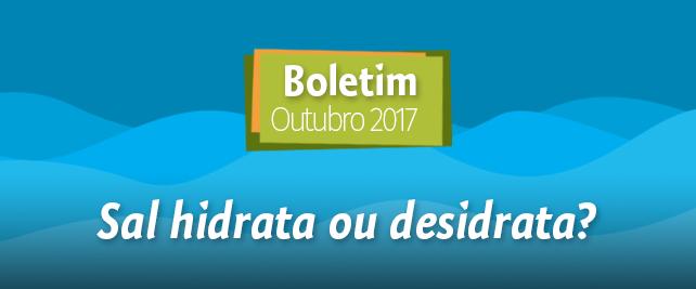 Boletim Outubro 2017