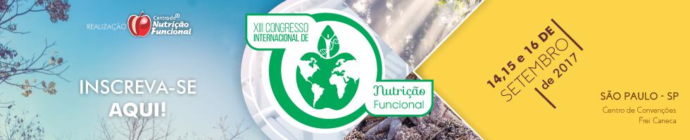 Congresso Nutrição Funcional